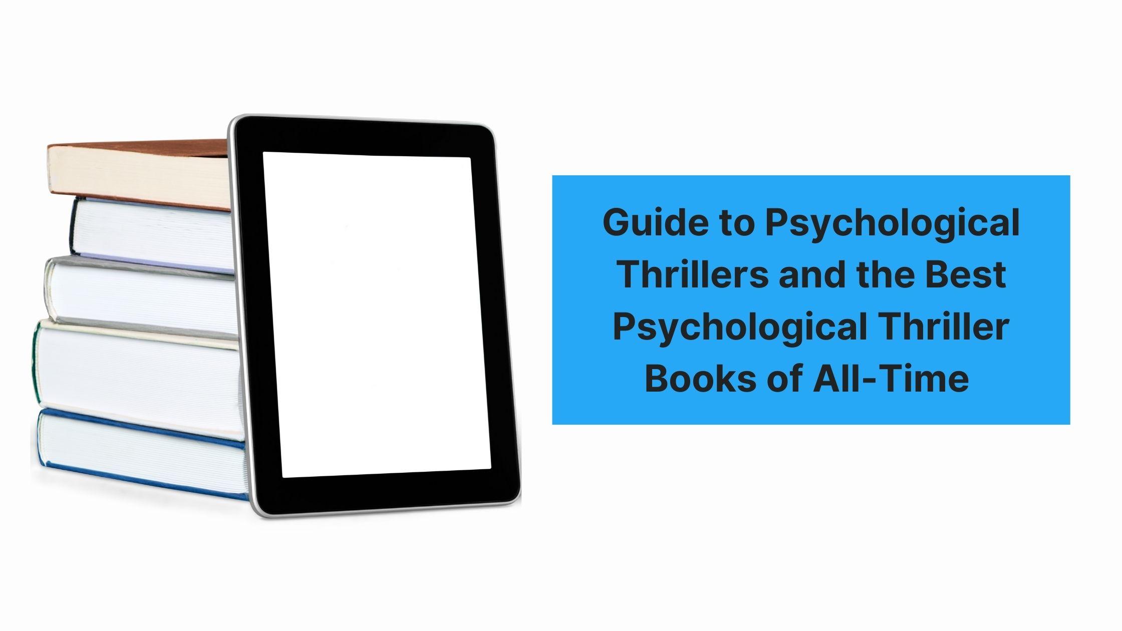 psychological thrillers