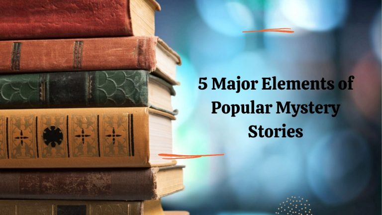Elements of Popular Mystery Stories